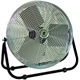 "TPI F18-TE 18"" Commercial Floor Fan"