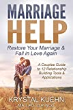 Marriage Help: Restore Your Marriage & Fall in Love Again (Devotional for Couples) (English Edition)