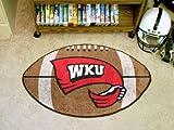 Fanmats 01324 Western Kentucky University Football Rug