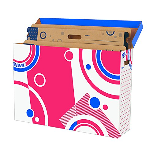 Trend Enterprises File N Save System Bulletin Board System Storage Box, 27-3/4'' x 19'' x 7-1/4''