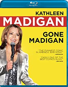 Kathleen Madigan: Gone Madigan [Blu-ray]