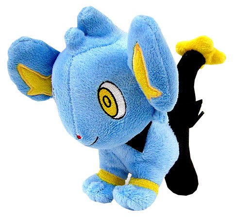 Pokemon Jakks Pacific Series 5 Mini Plush Shinx