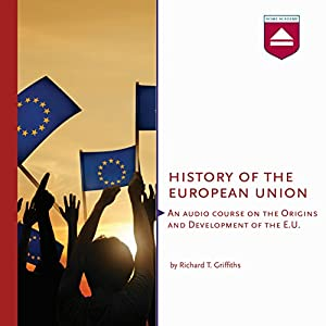 History of the European Union Audiobook