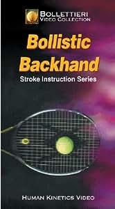 Bollistic Backhand Video - NTSC