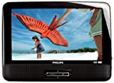 Philips RBPD9012/37B Refurbished 9-Inch Dual Screen Portable DVD Player
