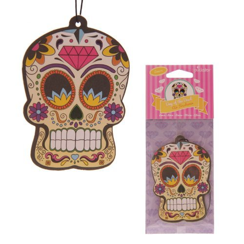day-of-the-dead-skull-lemon-air-freshener-a-perfect-gift-for-that-birthday-gift-christmas-present-or