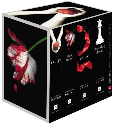 Twilight Series by Stephenie Meyer