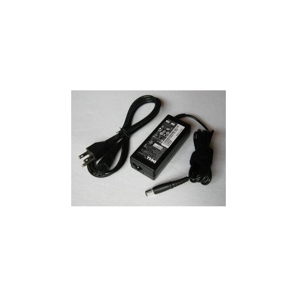 Brand New Genuine OEM DELL AC Power Battery Charger ( Octagonal Shape of Connector Plug ) with Power Cord for DELL Inspiron 1545 Laptop / Notebook PC Computer [ Merchant & Seller Micro_Power_Source ( MPS ) ]