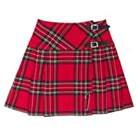 Scottish Royal Stewart 16.5″ Tartan/P…