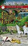 Found Guilty at Five (Lois Meade Mystery)