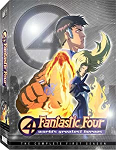 Fantastic Four - World's Greatest Heroes: Season 1
