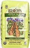 Eco Tea Yerba Mate Loose Tea 1 LB, 1 Bag