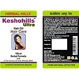 Herbal Hills Keshohills Ultra Oil - 100 Ml
