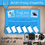 FogLess Anti Fog Inserts - for use wi...