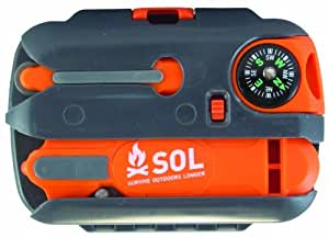 SOL Origin Survival Kit and Essential Survival Tools