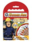 Fireman Sam: Carry Along Colouring Set