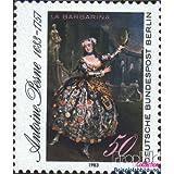 sellos para coleccionistas: Berlín (oeste) 700 (completa.edición) matasellado 1983 antoine Pesne
