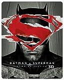 DVD & Blu-ray - Batman v Superman: Dawn of Justice Steelbook - Ultimate Edition (exklusiv bei Amazon.de) [3D Blu-ray] [Limited Edition]