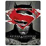 Batman v Superman: Dawn of Justice Steelbook - Ultimate Edition (exklusiv bei Amazon.de) [3D Blu-ray]