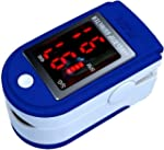 Finger Pulse Oximeter - BLUE
