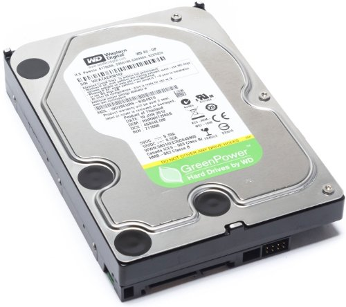 WESTERN DIGITAL WD AV-GP 3.5インチ内蔵HDD 3TB SATA6.0Gb/s IntelliPower 64MB WD30EURX