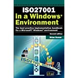 ISO27001 In A Windows Environment 2nd Editionby Brian Honan