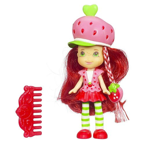 Strawberry Shortcake Mini Strawberry Shortcake Magic Braid Figure - 1