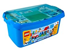 LEGO Ultimate Building Set - 405 Pieces 6166