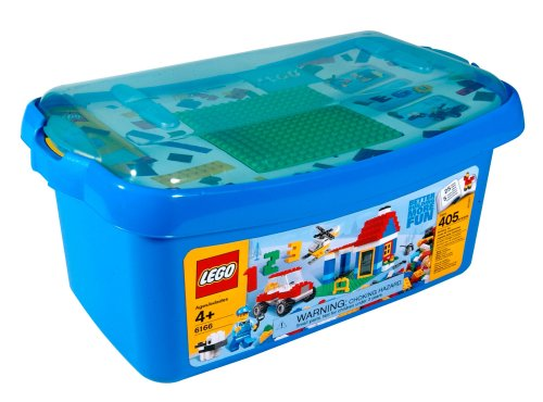 LEGO Ultimate Building Set - 405 Pieces (6166) :: 5 to 7 Years :B000NO9GT4: All Best Toys & Games :: Kids Toys Online