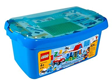 LEGO Ultimate Building Set - 405 Pieces (6166) $19.97