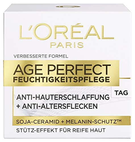 L'Oréal Paris Age Perfect Soja Substanz-Stärkende Tagescreme, 1er Pack (1 x 50 ml) thumbnail
