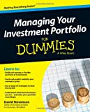 img - for Managing Your Investment Portfolio For Dummies book / textbook / text book