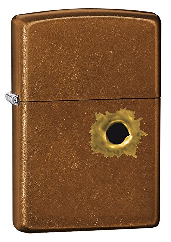 zippo-bullet-hole-toffee-pocket-lighter