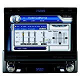 Phase Linear UV8 MultiMedia Receiver with 7-Inch Touch Screen (Black) ~ Phase Linear