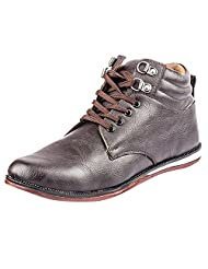 Dk Derby Kohinoor Men's Nubuck Leather Casual Shoe