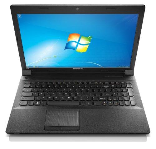 Lenovo B590 Windows 7 Pentium 15.6-Inch Laptop (Black) 59410452