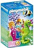 Playmobil - 4814 - Figurine - Petite Sirène avec Prince