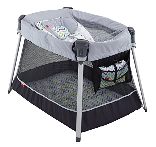 Cheapest Prices! Fisher-Price Ultra-Lite Day and Night Play Yard