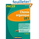 Chimie organique - UE1 PACES - 4ed