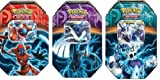 # Pokemon Card Game 2013 Fall Holiday EX 3-Tin Set - Thundurus, Deoxys, & Lugia [Sept 11]