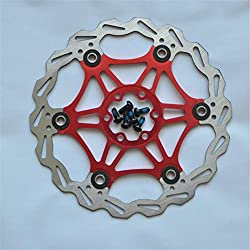 MTB Mountain Bike Brake Rotors DR06 Floating Discs 160/180mm With 6 Bolts B159