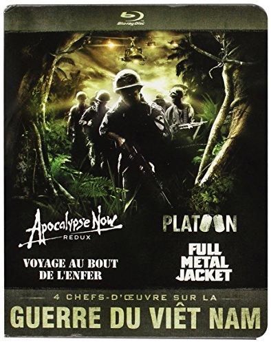 Apocalypse Now vs. Full Metal Jacket vs. Platoon