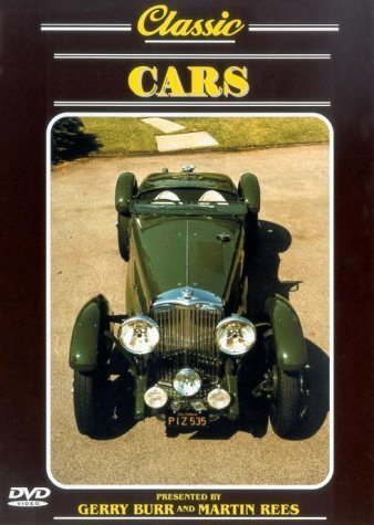 CLASSIC CARS [IMPORT ANGLAIS] (IMPORT) (DVD)