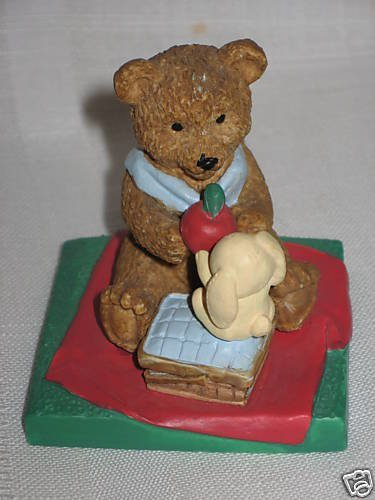 Avon Days of Week Bears Friday's Bear is Loving Giving
