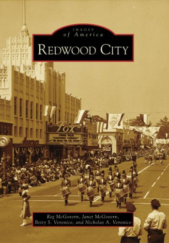 Redwood City (Images of America: California)