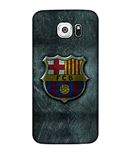 chnno Fcb 3D Printed Back cover for Samsung Galaxy Note 5 -Multicolor