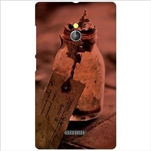 Design Worlds - Nokia XL RM-1030/RM-1042 Designer Back Cover Case - Multico...