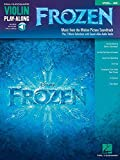 Frozen - Violin Play-Along Volume 48 (Book/Online Audio)