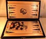 ChessEbook Wooden Backgammon Set 42 x...