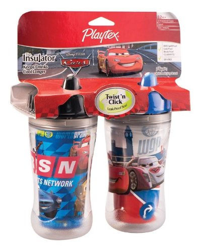 Playtex Insulator Disney Boy Cup 9oz. 6/2pk